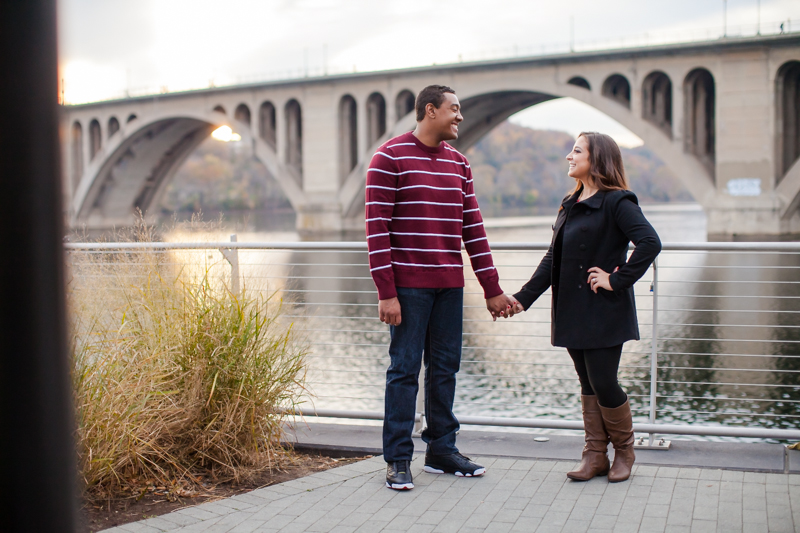 Georgetown-DC-Engagement-Photographers - 045